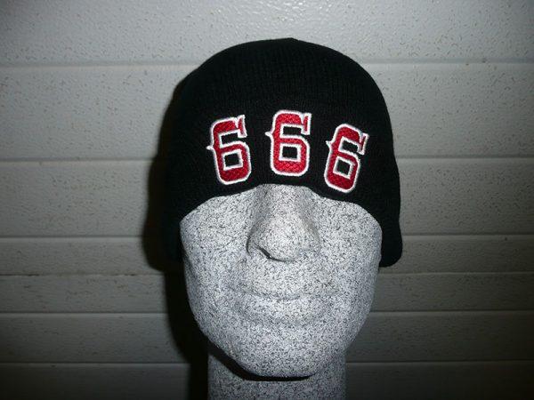 Beanie 666