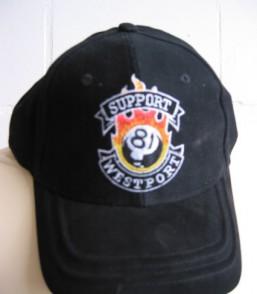 Black Cap support Westport