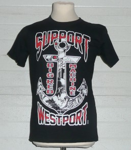 T-shirt Support Westport Big Red Machine
