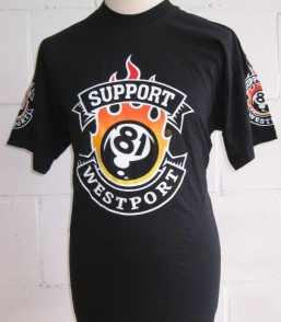 8 Ball T-shirt Westport